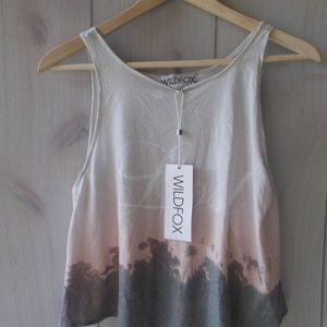 WILDFOX Los Angeles Lost Swing Tank XS